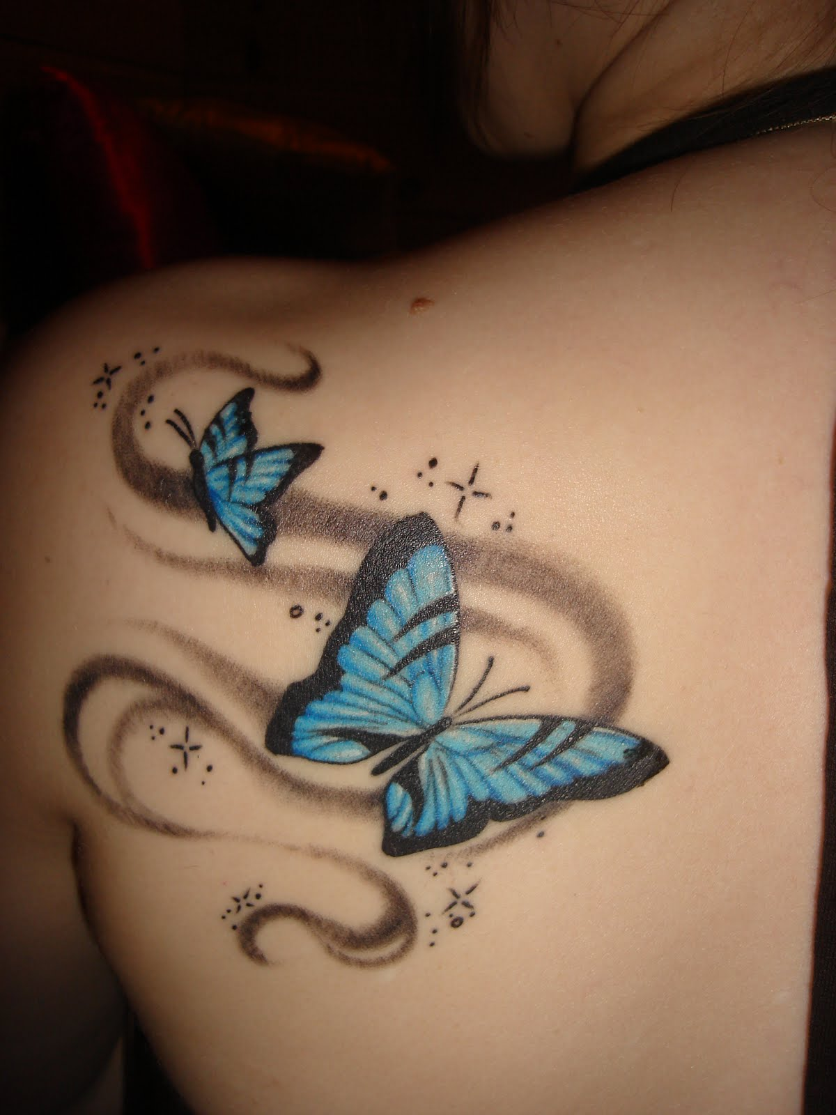 butterfly tattoos photo - 3
