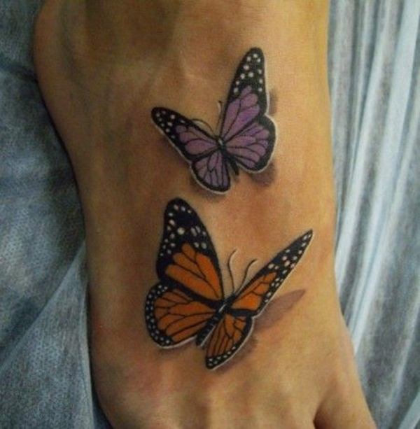 butterfly tattoos photo - 9