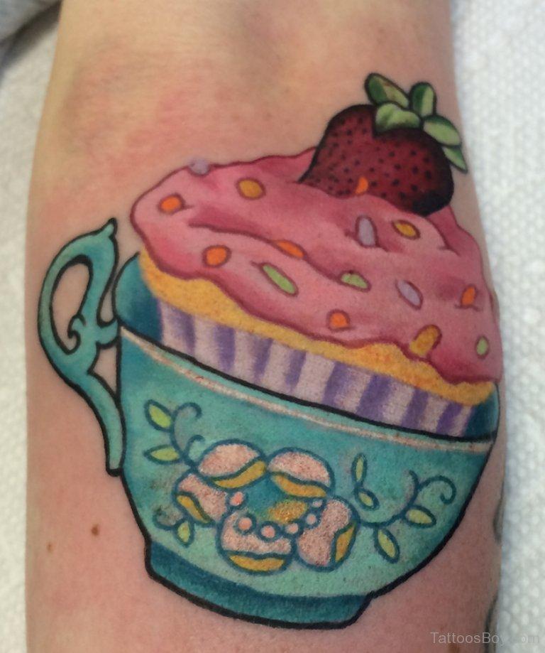 cake tattoos photo - 23