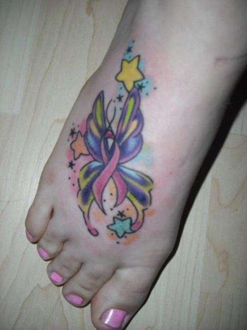 cancer tattoos photo - 29