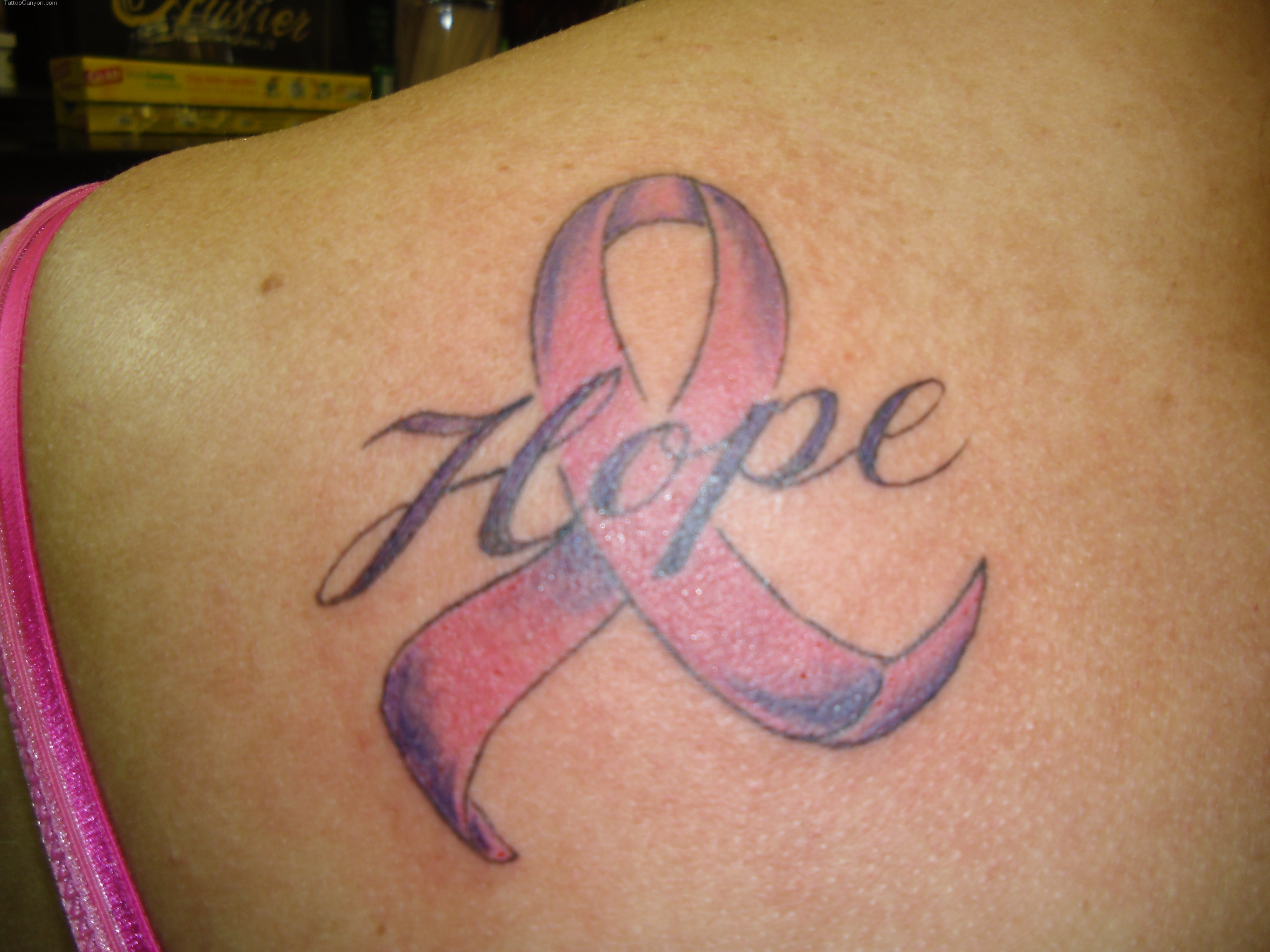 cancer tattoos photo - 32