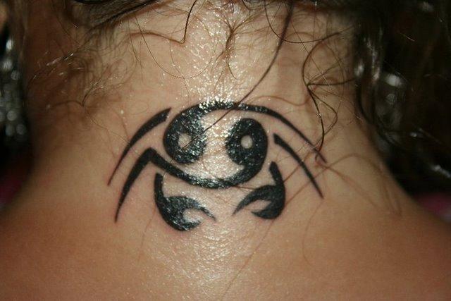 cancer tattoos photo - 6