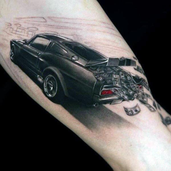 car tattoos photo - 11