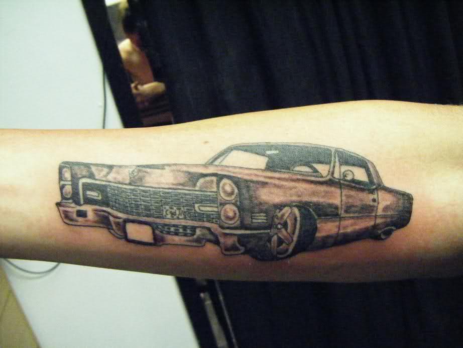 car tattoos photo - 13