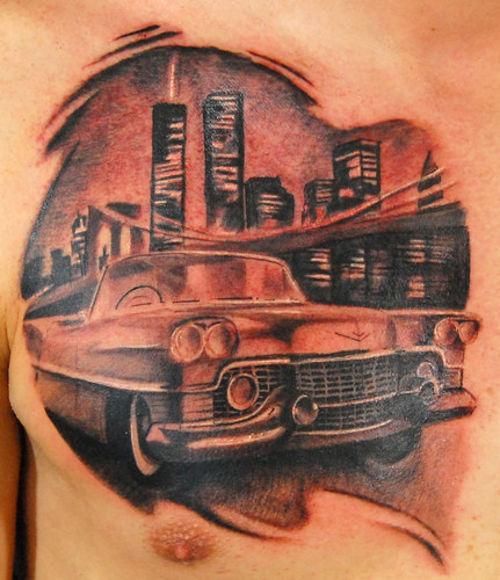 car tattoos photo - 14