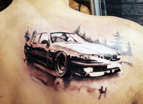 car tattoos photo - 18