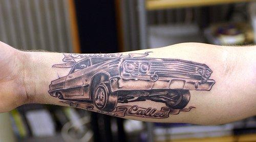 car tattoos photo - 20