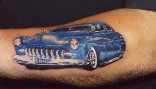 car tattoos photo - 21
