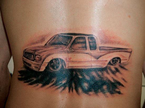 car tattoos photo - 24