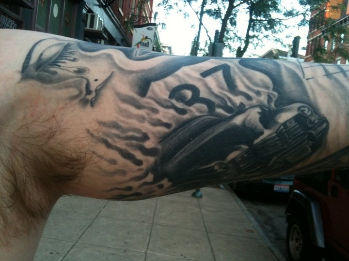 car tattoos photo - 25