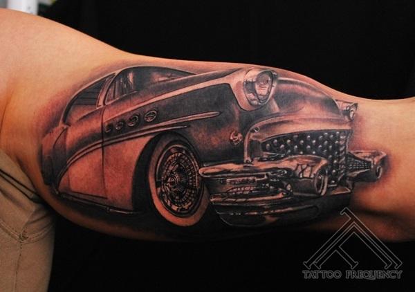 car tattoos photo - 27