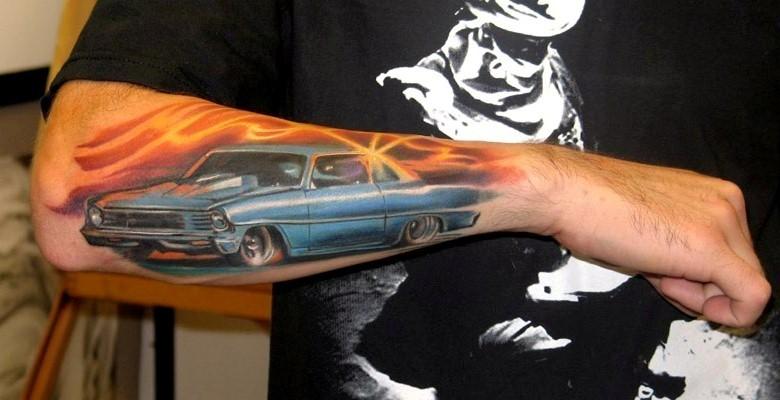 car tattoos photo - 29