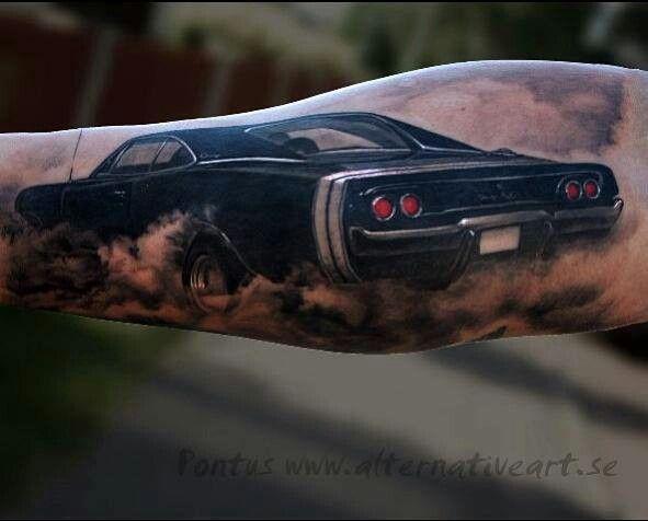 car tattoos photo - 33