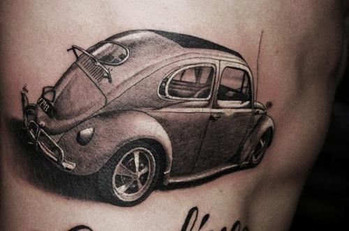 car tattoos photo - 35