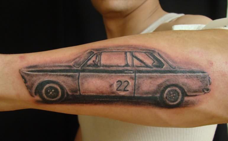 car tattoos photo - 40