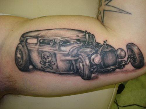 car tattoos photo - 41