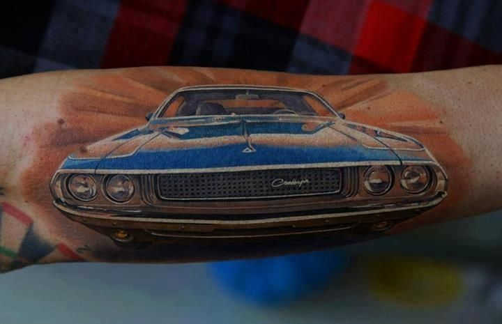 car tattoos photo - 8
