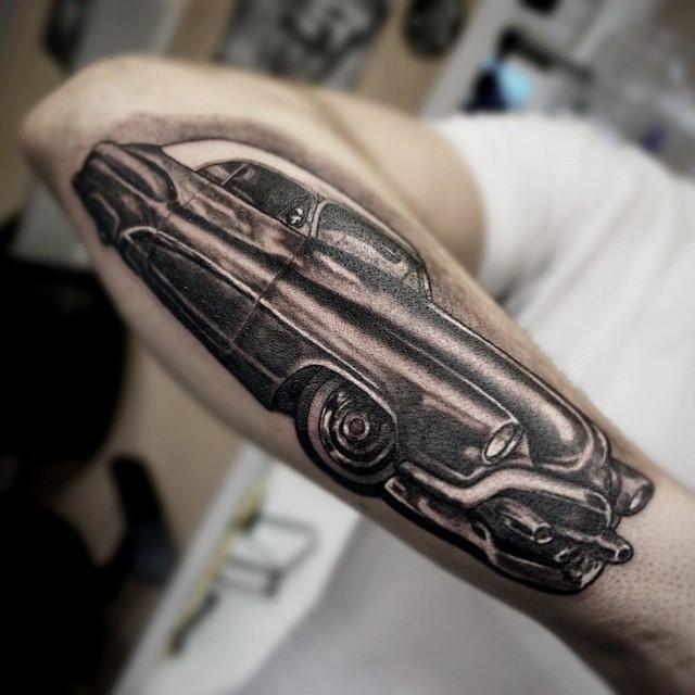 car tattoos photo - 9