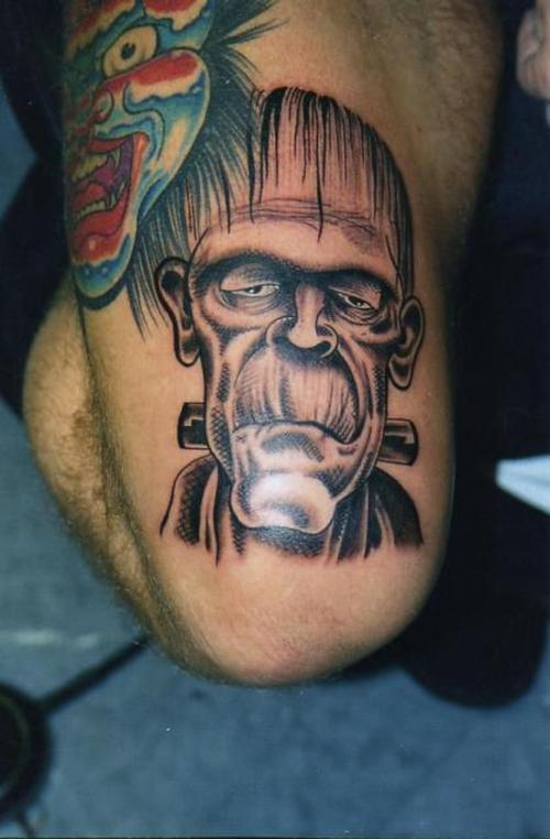 cartoon tattoos photo - 29