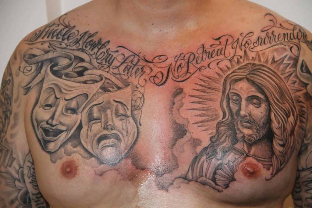 cartoon tattoos photo - 41