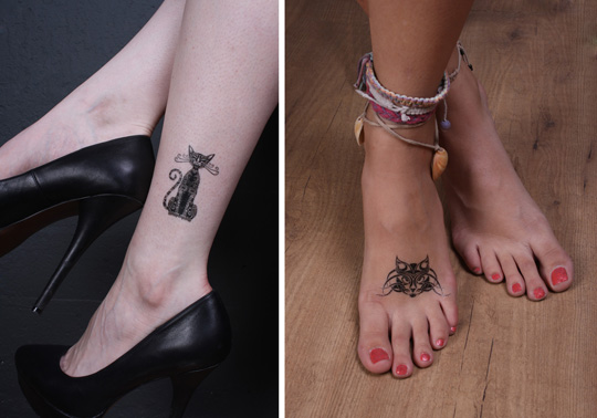 cat tattoos photo - 17