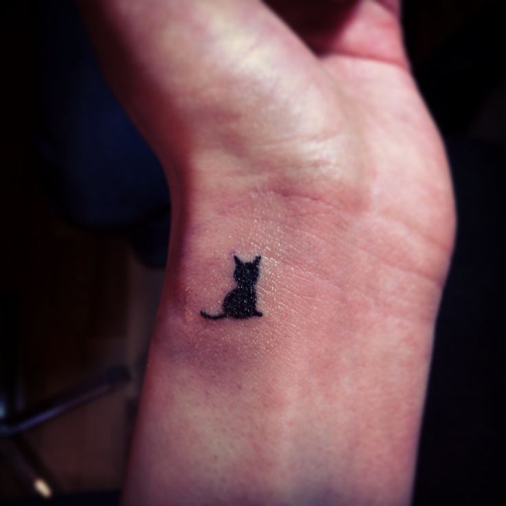 cat tattoos photo - 5