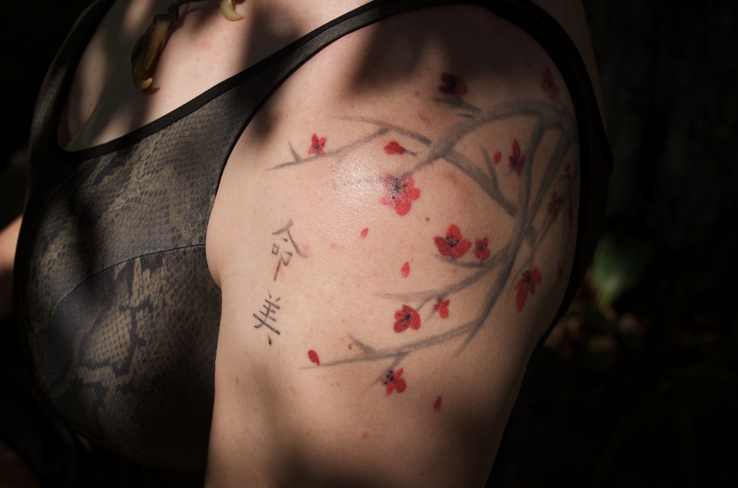 cherry blossom tattoos photo - 4