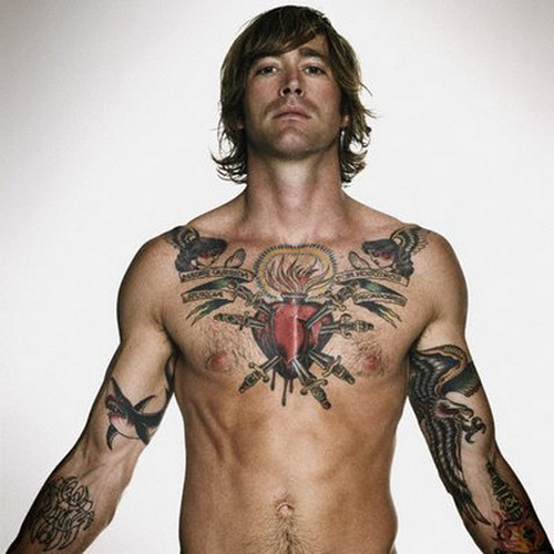 chest tattoos photo - 18