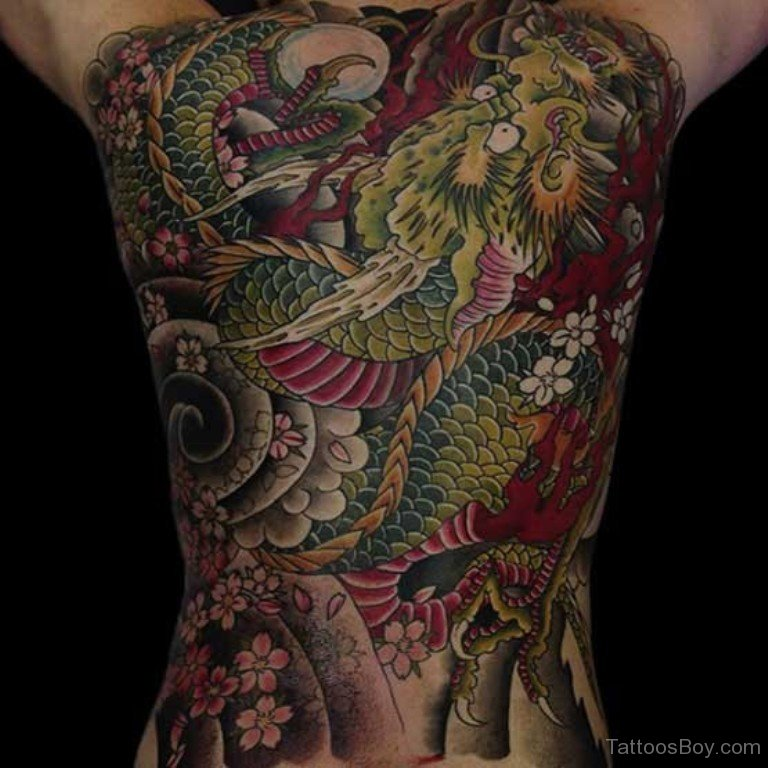 chinese tattoos photo - 19