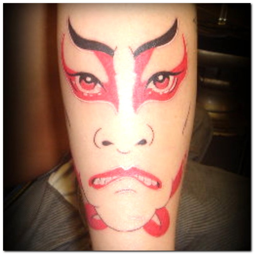 chinese tattoos photo - 22