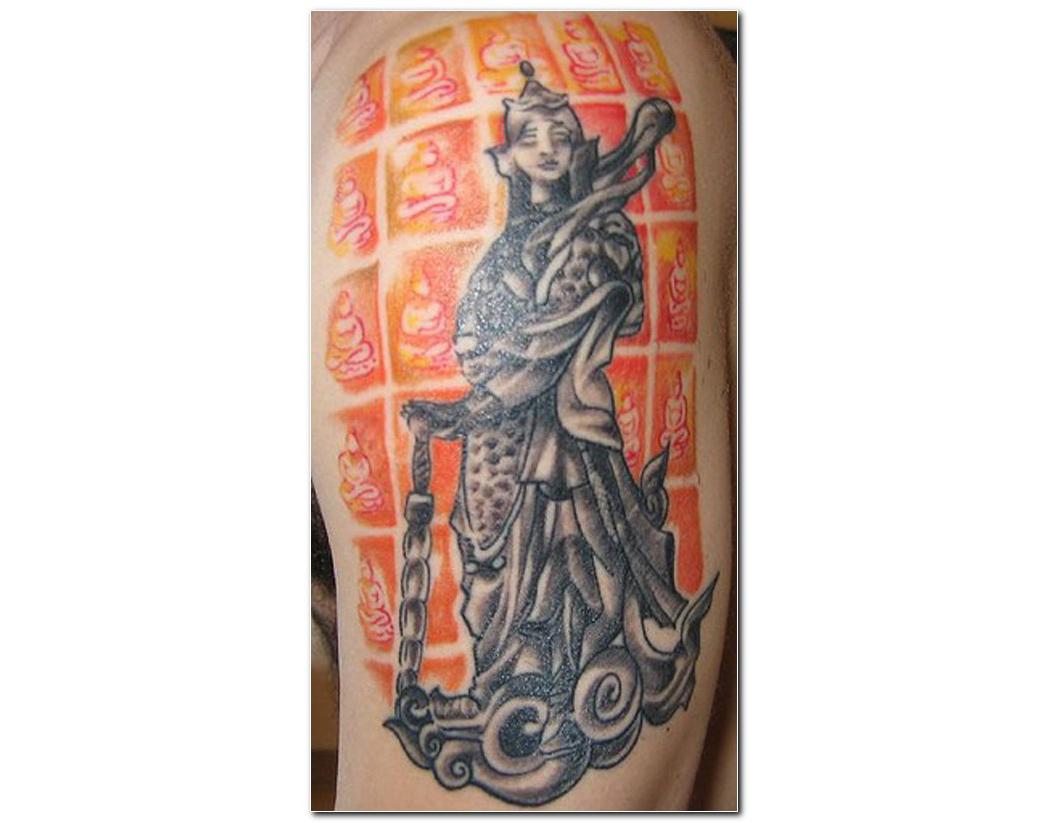 chinese tattoos photo - 25