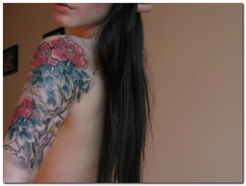 chinese tattoos photo - 29