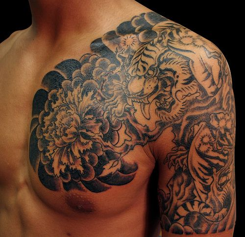 chinese tattoos photo - 30