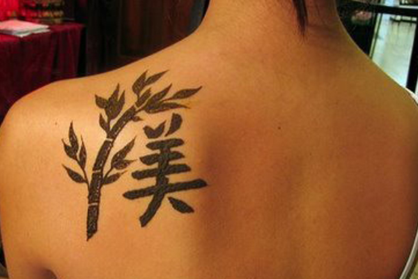 chinese tattoos photo - 7