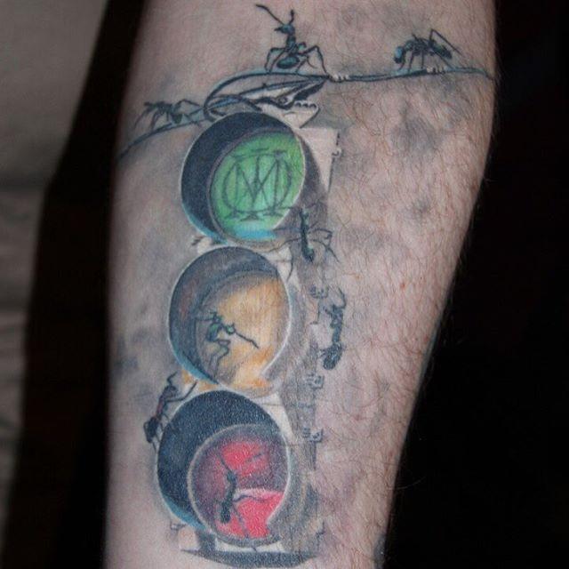 cinema tattoos photo - 10