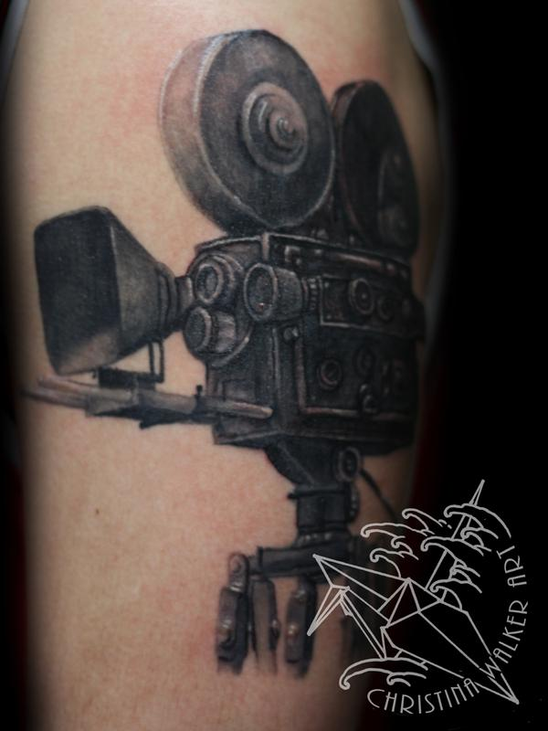 cinema tattoos photo - 11