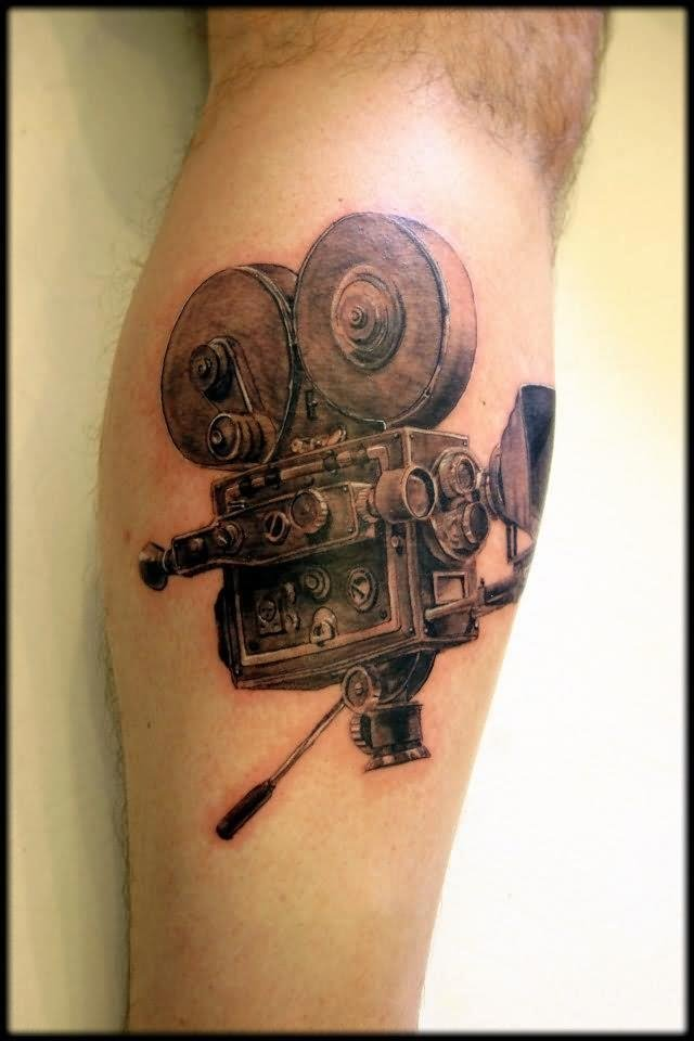 cinema tattoos photo - 21