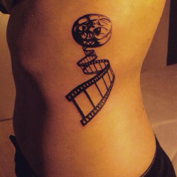 cinema tattoos photo - 23
