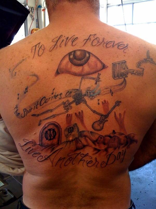 cinema tattoos photo - 27
