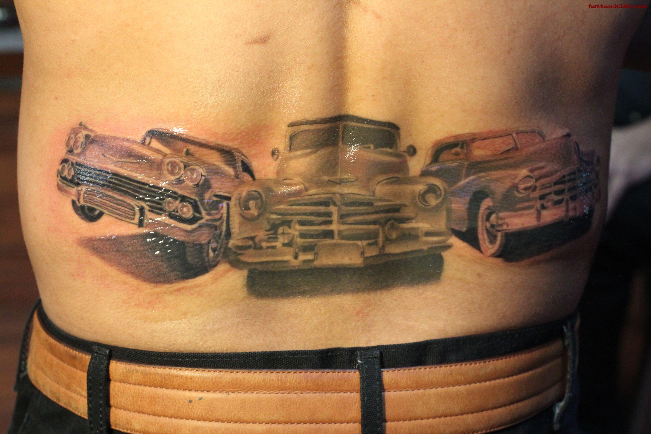 cinema tattoos photo - 41