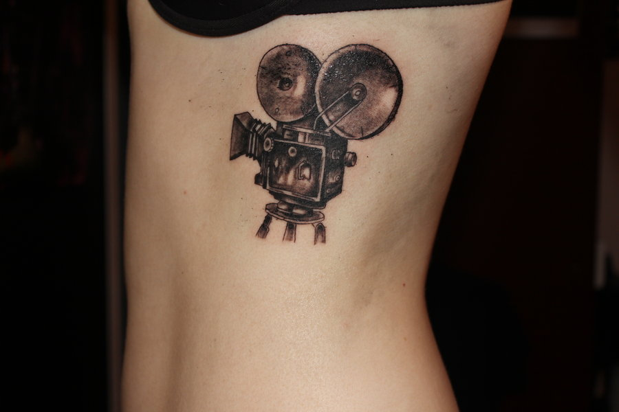 cinema tattoos photo - 6