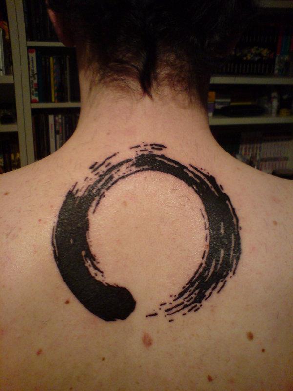 circle tattoos photo - 1