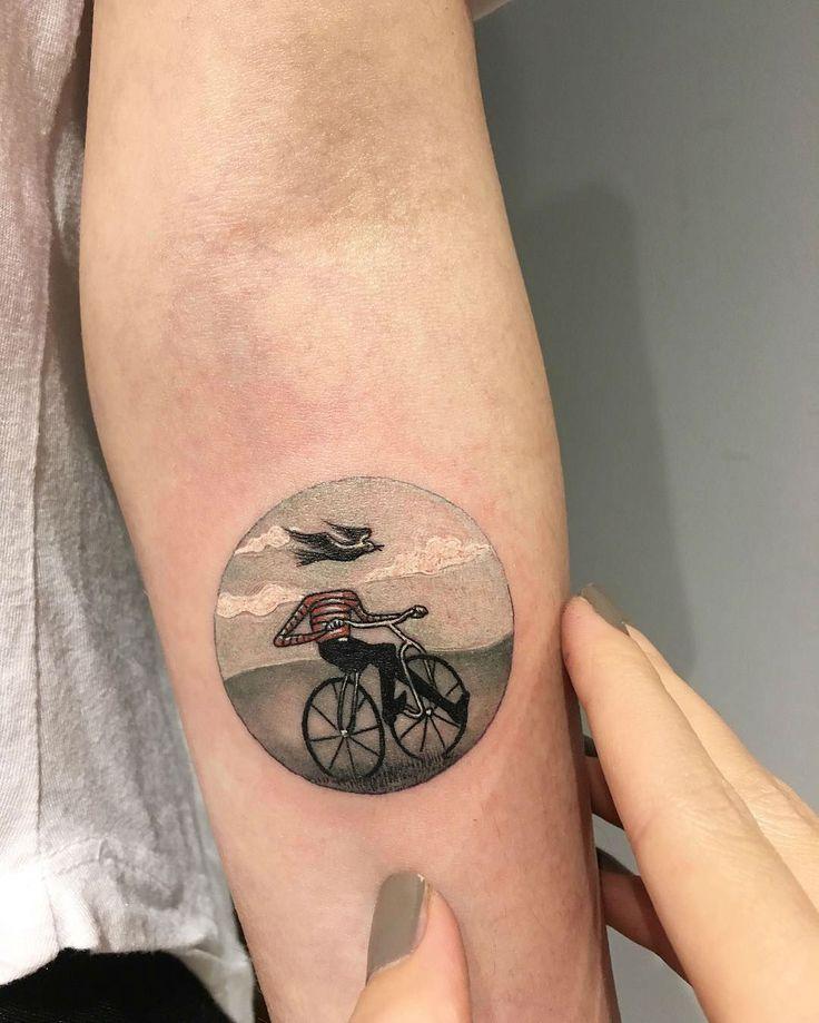 circle tattoos photo - 12