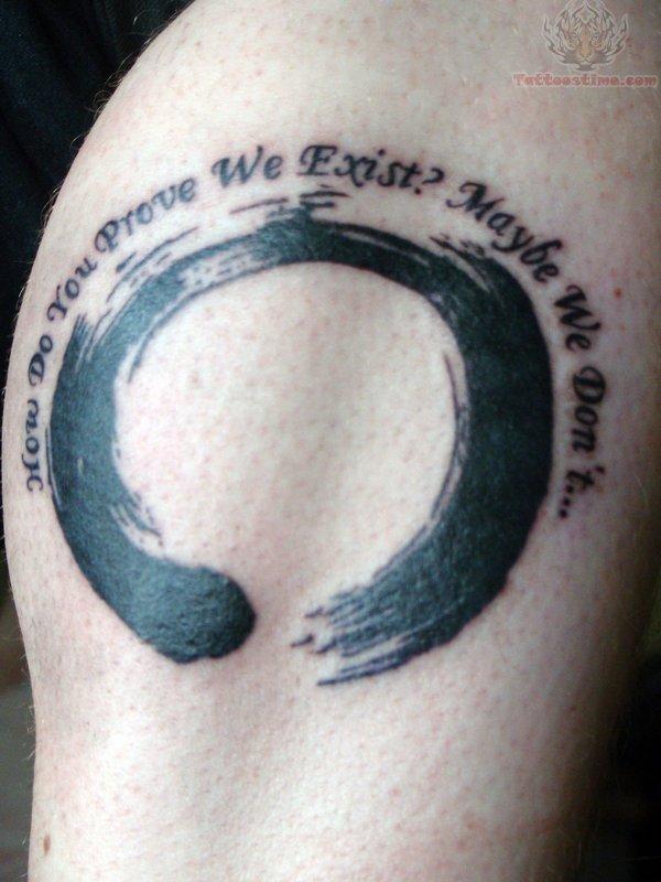 circle tattoos photo - 20
