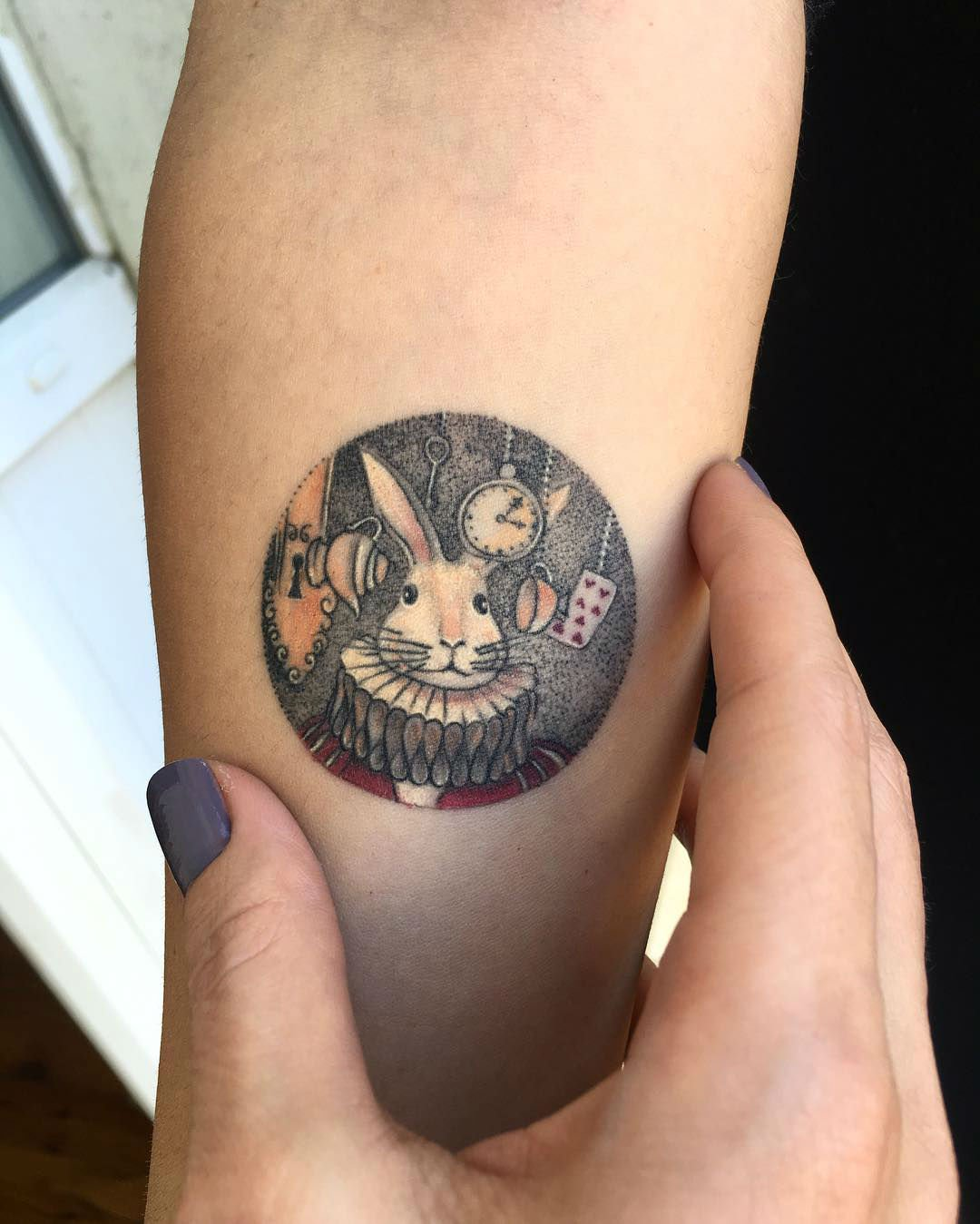 circle tattoos photo - 23