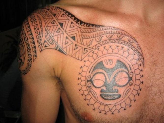 circle tattoos photo - 32