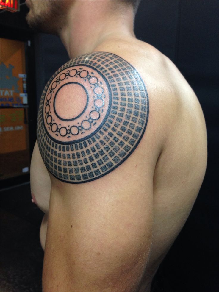 circle tattoos photo - 46