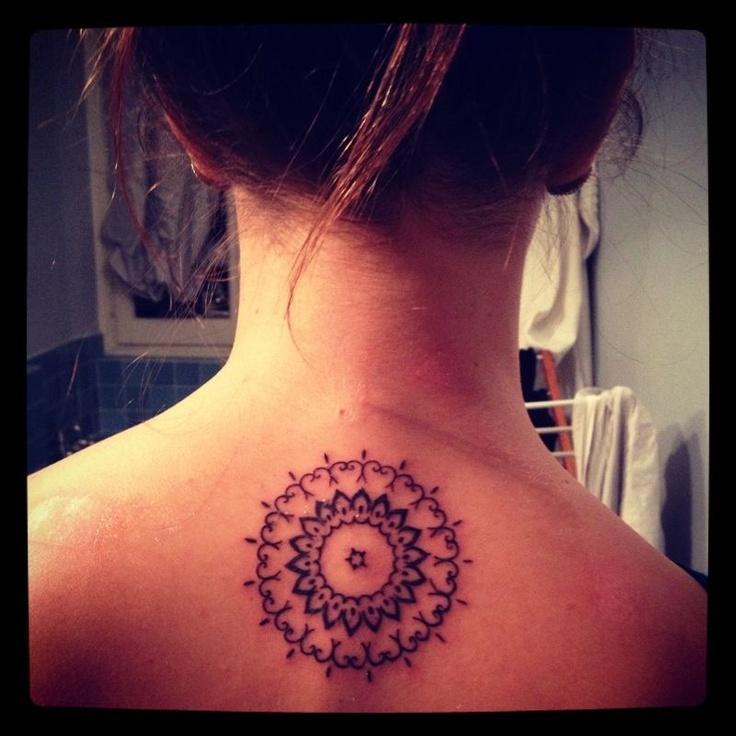 circle tattoos photo - 6