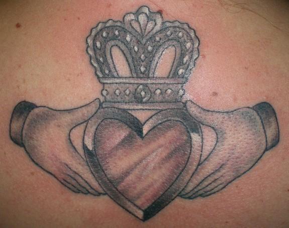 claddagh tattoos photo - 10