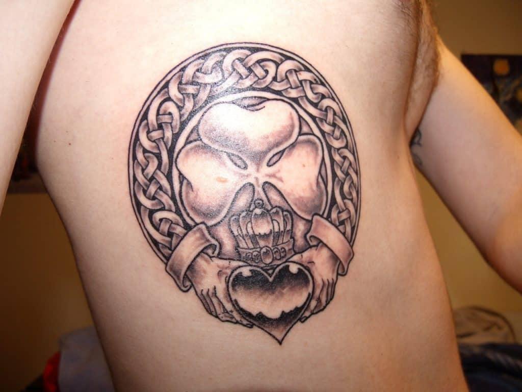 claddagh tattoos photo - 13